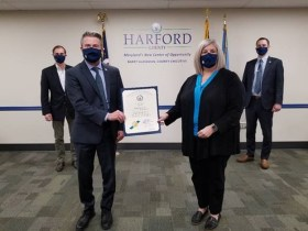 Harford County Earns 32nd Consecutive Distinguished Budget Presentation Award from Government Finance Officers Association