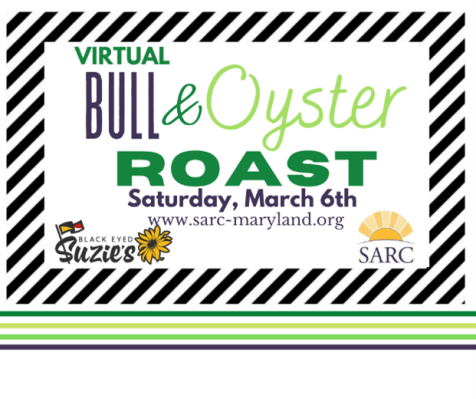 Support Victims of Intimate Partner Violence by attending the Virtual SARC Bull and Oyster Roast