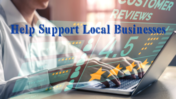 "Taking ""Support Local"" To The Next Level"