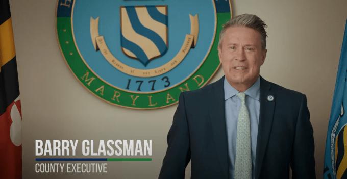 Harford's Glassman Proposes FY22 Budget