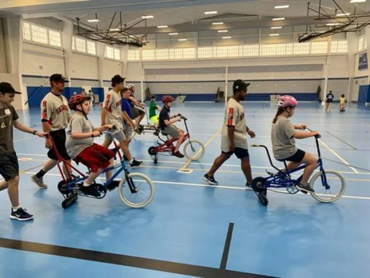 Registration Open for Harford County Bike Camp for People with Differing Abilities
