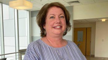 Johnson Receives MAACCE Support Staff Award