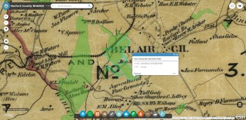 Look Back in Time with Harford County's Historic Interactive Maps
