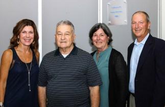 Stout Family Dedicates Nursing Lab and Establishes Scholarship Fund at Harford Community College