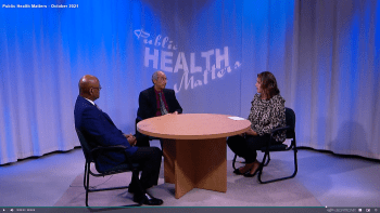 Public Health Matters – October 2021