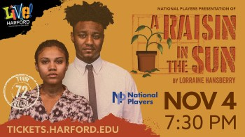 National Players in A Raisin in the Sun at Harford Community College