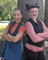 Harford Dance Theatre in Harriet's Happiest Halloween