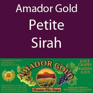 Amador Gold Petite Sirah