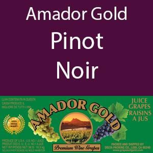 Amador Gold Pinot Noir