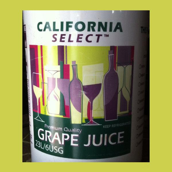 California Juices Chablis