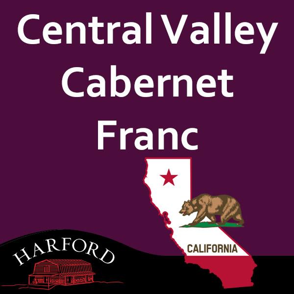 Central Valley Cabernet Franc