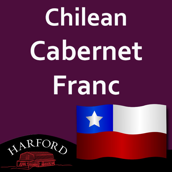 Chilean Grape Cabernet Franc