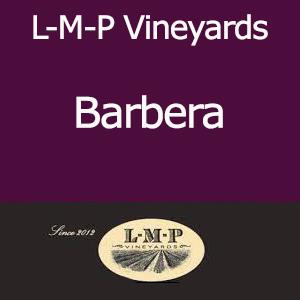 Suisun Valley, L-M-P Vineyards Barbera Grape