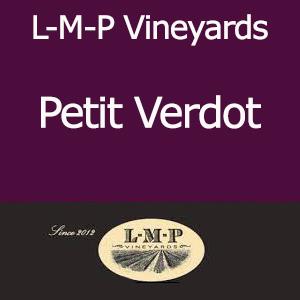 Suisun Valley, L-M-P Vineyards, Petit Verdot Grape
