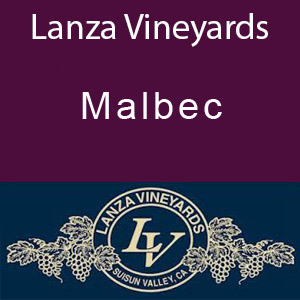 Lanza Vineyards Malbec