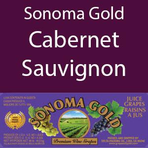 Sonoma Cabernet Sauvignon  Chalk Hill AVA Dunsden Vineyard