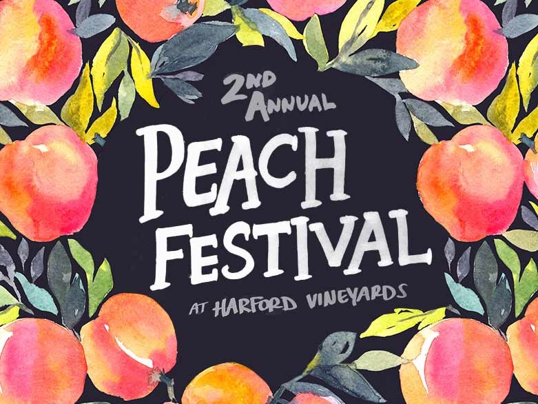 2nd Annual Wine & Peach Festival Child Ticket (Ages 6-16)