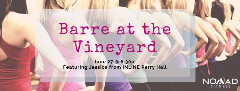 Barre at the Vineyard