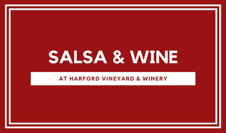 Salsa & Wine - 4/29