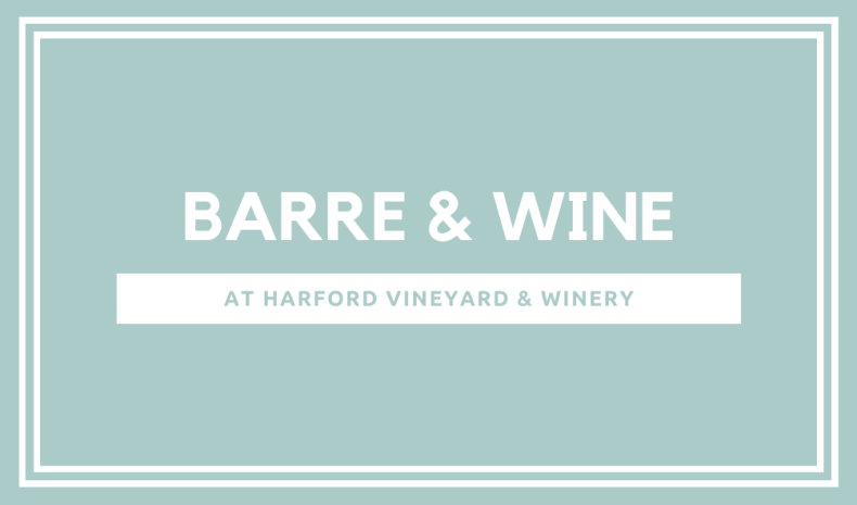 Indoor Barre & Wine - 11/5