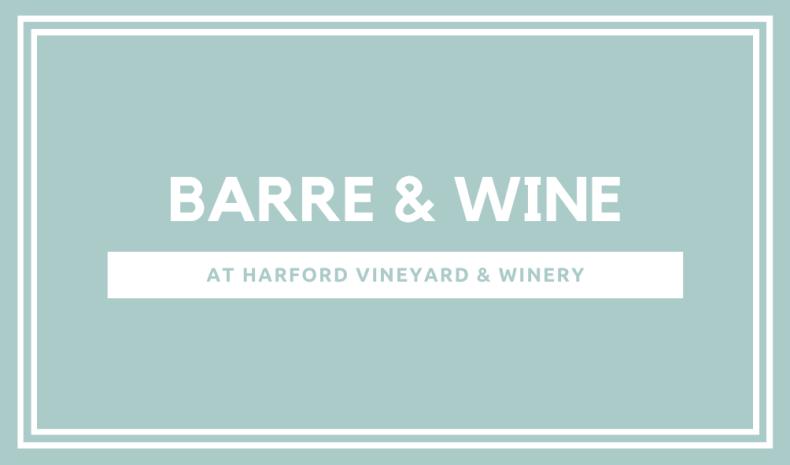 Barre & Wine - 2/27