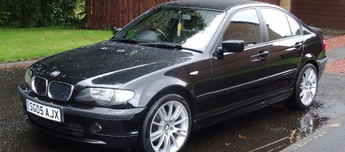 BMW 318i - www.gumtree.com