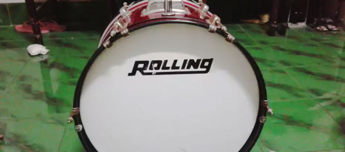 Bass Drum Rolling - www.olx.co.id