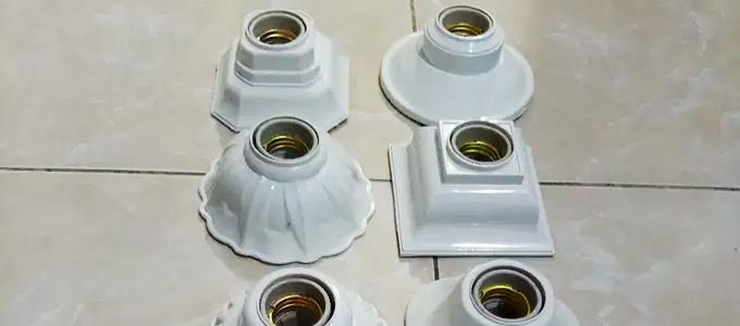 Info Terkini Harga Fitting Lampu Plafon All Merk Daftar Harga Tarif
