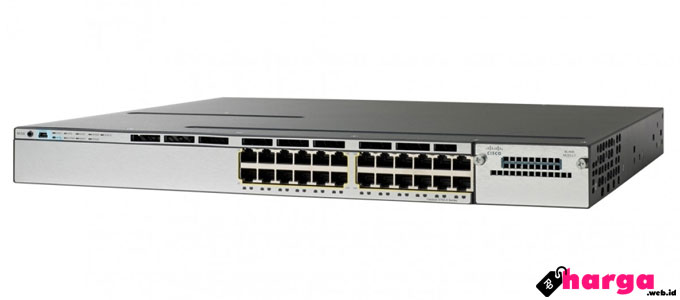 CISCO WS-C3850-24P-S - www.odsi.co.uk