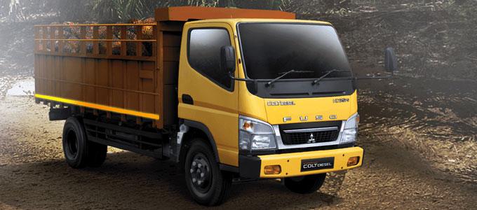 Update Harga Mitsubishi Canter 125 Hd Colt Diesel Fe 74 Hd Baru Bekas Daftar Harga Tarif