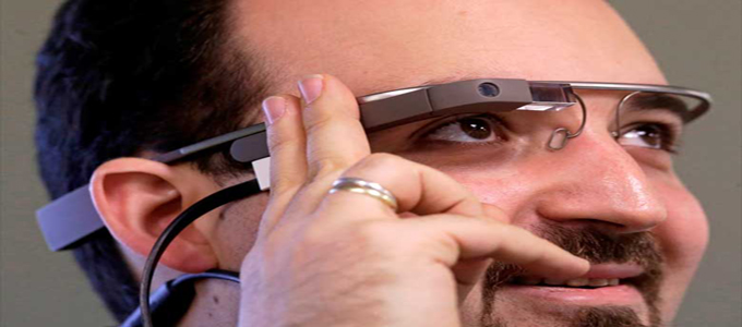 Google Glass (credit: dixplore)