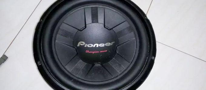 Info Terbaru Harga Subwoofer Pioneer 12 Inch Semua Tipe Daftar Harga Tarif