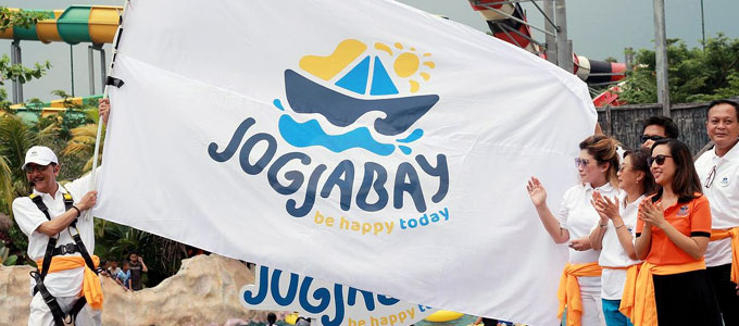 Jogja Bay Waterpark (sumber: tribunnews.com)