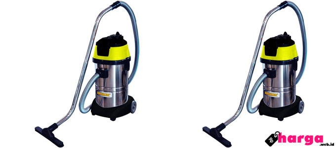 Krisbow wet & dry vacuum cleaner 15 L - www.lazada.co.id