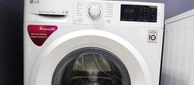 Harga Mesin Cuci Front Loading Lg Semua Kapasitas Daftar Harga Tarif