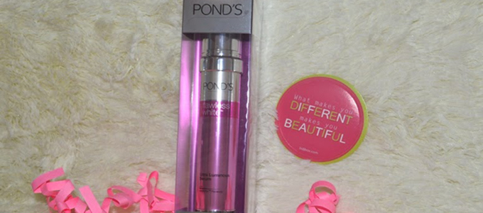 Pond's Flawless White Ultra Luminous Serum, 30ml (sumber: forurbanwomen)