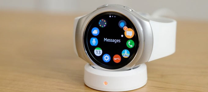 Smartwatch Samsung Gear S2 - product-test.ru