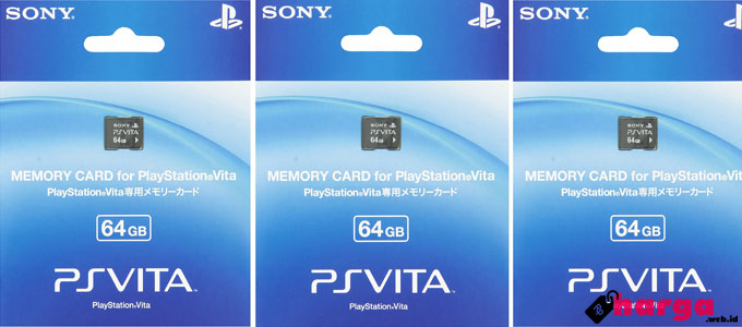 Sony Memory card PS Vita 64GB original
