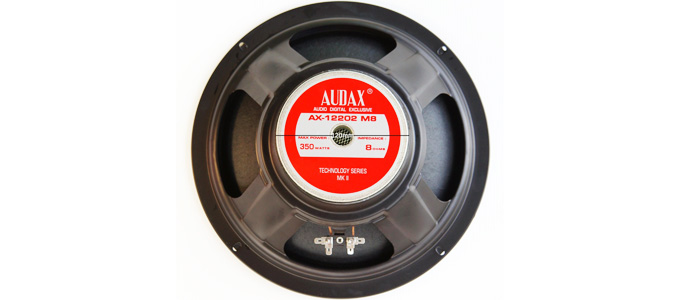 Speaker Audax 12 Inch - shopee.co.id