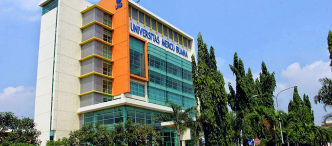 Kampus I Universitas Mercu Buana (sumber: pingpoint.co.id)
