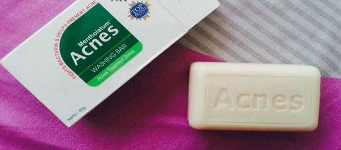 Acnes Washing Bar (sumber: daraz.com.bd)