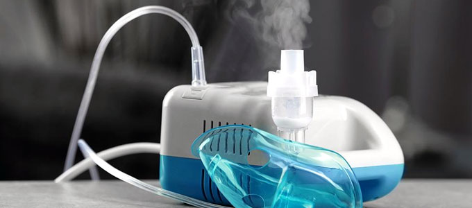 Alat nebulizer (sumber: pulmonarysleep.com)