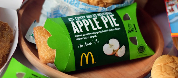 Apple Pie McDonalds (sumber: dailyculinary.com)