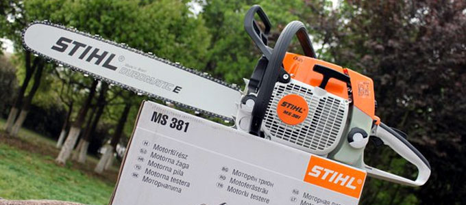Chainsaw STIHL MS 381 (sumber: ecrater.co.uk)