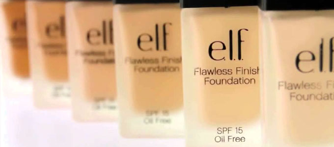 Varian produk foundation Elf (sumber: vtvogue.com)