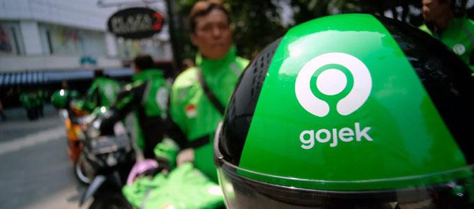 Ilustrasi: driver GOjek (sumber: gizmologi.com)