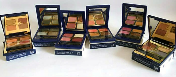 Inez Eyeshadow Collection (sumber: tokopedia)