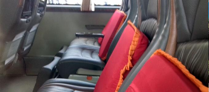 Update Rute Dan Harga Tiket Bus Agra Mas Double Decker Daftar Harga Tarif