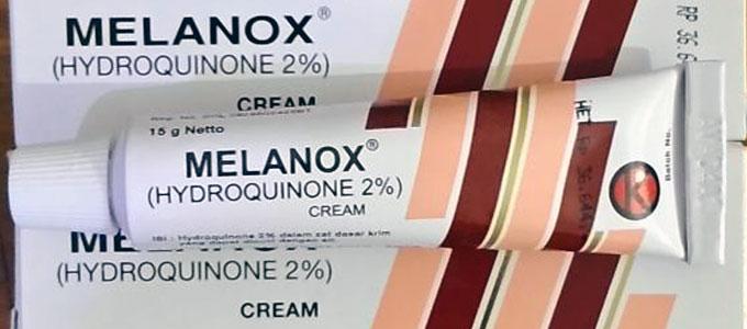 Melanox Premium Cream Untuk Jerawat Dan Bekasnya
