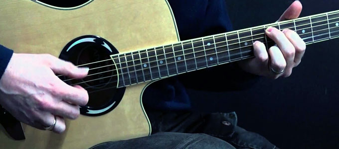 Review gitar Yamaha APX 500ii (youtube: GigGear)